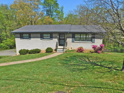 Hixson TN Single Family Home Contingent: $130,000