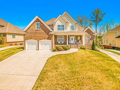 Ooltewah Single Family Home For Sale: 4494 Wellesley Dr #106