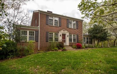 Chattanooga Single Family Home For Sale: 2718 Fairview Dr
