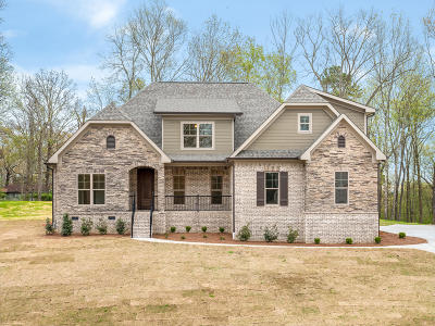Chattanooga Single Family Home Contingent: 5070 Abigail Ln #5