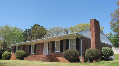 Chattanooga Single Family Home Contingent: 4123 Briar St
