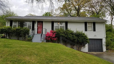 Chattanooga TN Single Family Home For Sale: $157,000