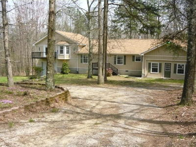 Rising Fawn Single Family Home For Sale: 9608 Highway 157