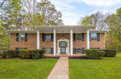 Chattanooga Single Family Home For Sale: 8161 Pinecrest Dr