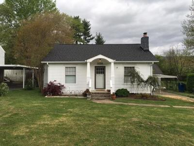 Chattanooga Single Family Home For Sale: 2225 James Ave