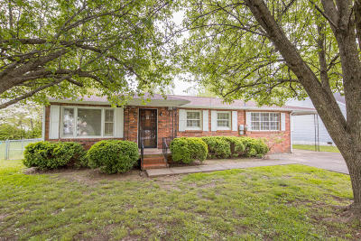 Chattanooga Single Family Home For Sale: 4214 Dupont St