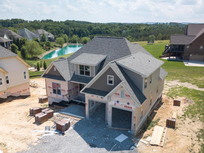 Soddy Daisy Single Family Home For Sale: 12829 Blakeslee Dr #Lot 83