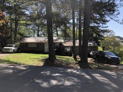 Chattanooga Multi Family Home For Sale: 7612 Bishop Dr