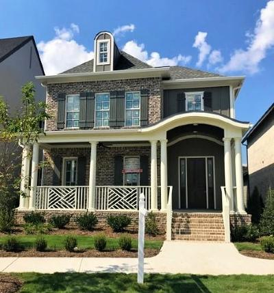 Ooltewah Single Family Home For Sale: Arbury Way Way