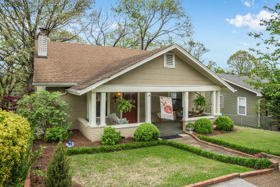 Chattanooga Single Family Home For Sale: 1229 Worthington St