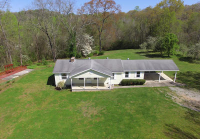 Dayton Single Family Home For Sale: 879 Bluff Rd