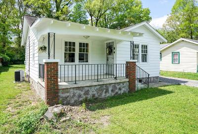 Chattanooga Single Family Home For Sale: 5308 Connel St