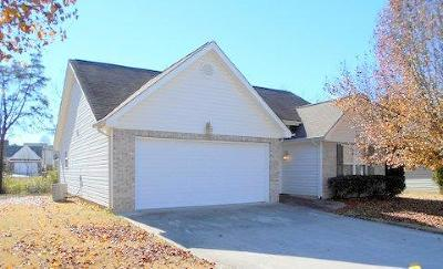 Chattanooga Single Family Home For Sale: 7134 Tyner Crossing Dr