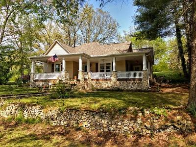 Ringgold Single Family Home For Sale: 40 Pursley Dr