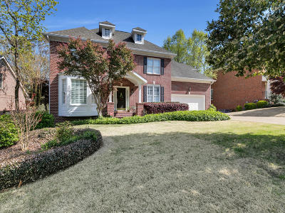 Chattanooga Single Family Home For Sale: 3114 Olde Towne Ln