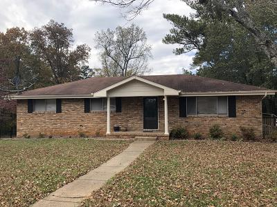 Chattanooga Single Family Home For Sale: 1165 Ridge Top Dr