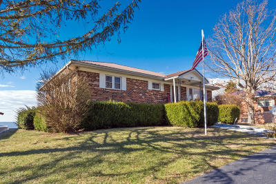 Single Family Home For Sale: 2101 Porch Rock Rd