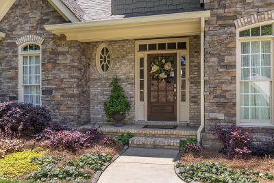 Signal Mountain Single Family Home Contingent: 110 Mountain Ct Dr
