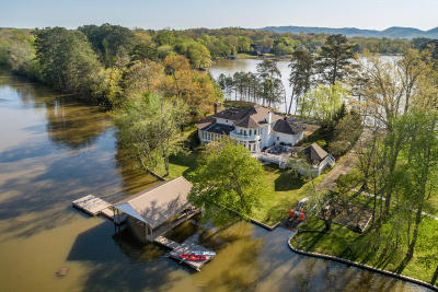 Harrison Single Family Home For Sale: 8123 Island Point Dr
