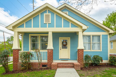 Chattanooga Single Family Home Contingent: 1506 W 53rd St