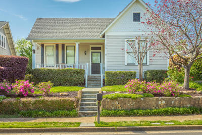 Chattanooga Single Family Home Contingent: 219 Jarnigan Ave