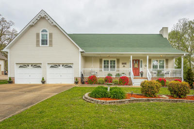 Ooltewah Single Family Home Contingent: 9213 Carriage Ln