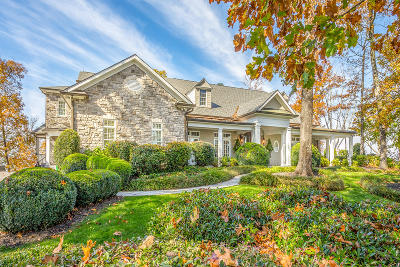 Ooltewah Single Family Home For Sale: 2241 Heavenly View