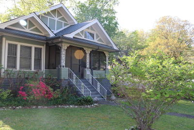 Chattanooga Single Family Home For Sale: 1023 Summer St