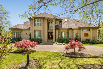 Chattanooga Single Family Home For Sale: 9128 Stoney Mountain Dr
