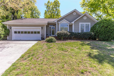 Ringgold Single Family Home For Sale: 443 Rolling Hills Dr