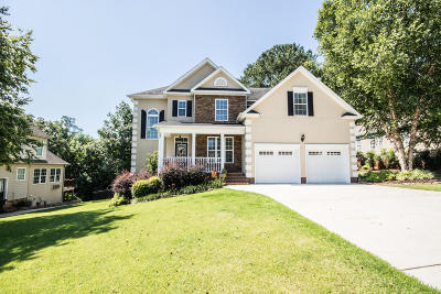 Ringgold Single Family Home For Sale: 88 Canyon Tr