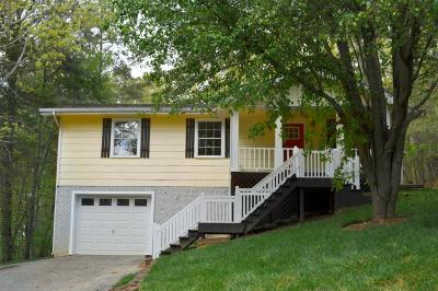 Ringgold Single Family Home For Sale: 408 Crest Dr