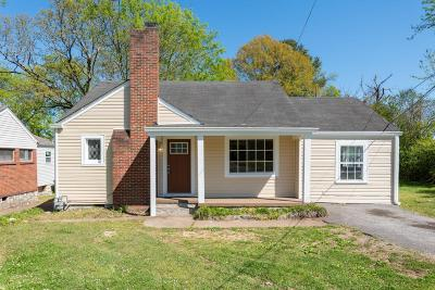 Chattanooga Single Family Home For Sale: 408 S Howell Ave