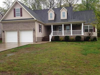 Ringgold Single Family Home For Sale: 118 Big Creek Ln