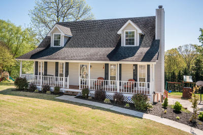 Hixson Single Family Home For Sale: 8506 Brookplace Dr