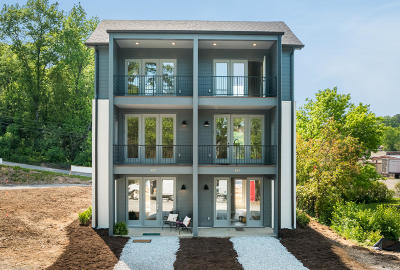 Chattanooga Townhouse For Sale: 438 Harper St #Lot 17