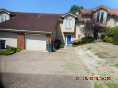 Chattanooga Townhouse For Sale: 2140 Vaden Village Dr