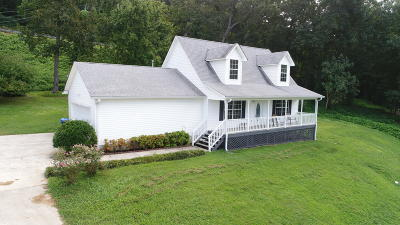 Marion Single Family Home For Sale: 1645 Hales Bar Rd