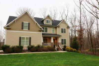 Signal Mountain Single Family Home For Sale: 3805 May Apple Ln