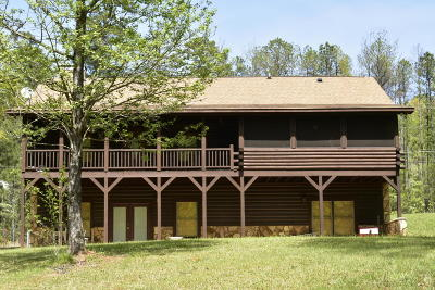 Single Family Home For Sale: 119 Bluegill Rd