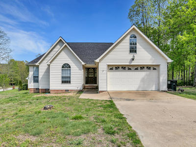 Harrison Single Family Home Contingent: 8504 River Cove Dr