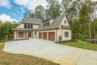 Hixson Single Family Home For Sale: 416 Canyon Springs Dr