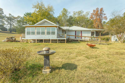 Rising Fawn Single Family Home For Sale: 4057 S Us 11 Hwy