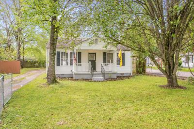 Chattanooga TN Single Family Home For Sale: $105,000