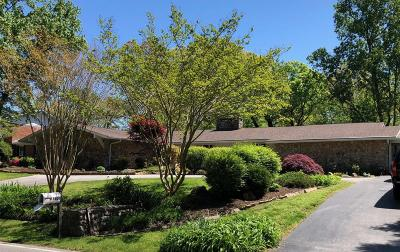 Hixson Single Family Home Contingent: 5808 Lake Resort Dr