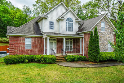 Chattanooga TN Single Family Home For Sale: $275,000