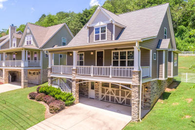 Chattanooga Single Family Home For Sale: 157 Riverside Ave