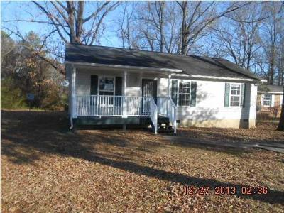 Chattanooga Single Family Home For Sale: 1832 Dixon St