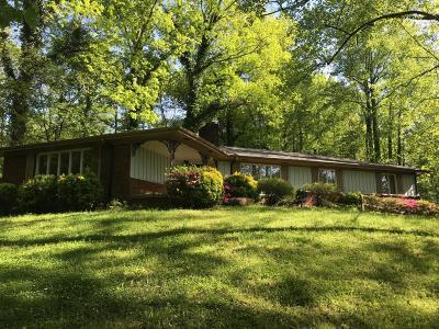 Ooltewah Single Family Home For Sale: 5290 Tallant Rd