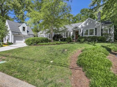 Chattanooga Single Family Home Contingent: 1508 Hixson Pike